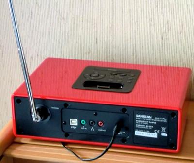 testbericht sangean ddr 33 plus dab und ukw radio. Black Bedroom Furniture Sets. Home Design Ideas