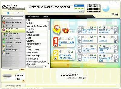 internet webradio senderliste