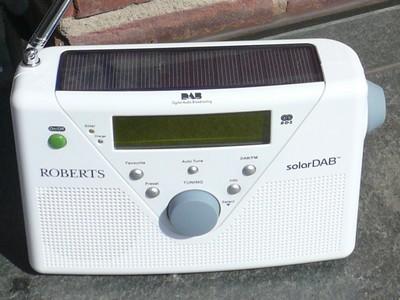 Solar radio test